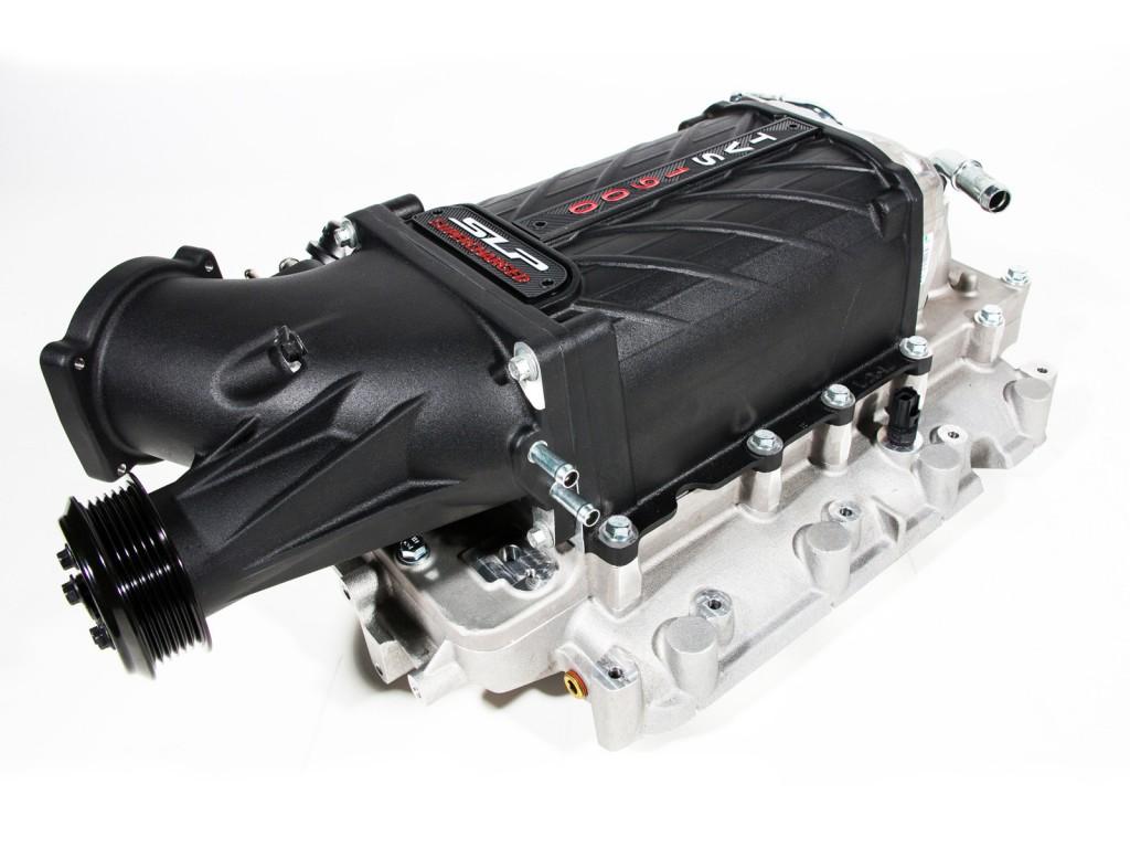 SLP Truck Supercharger