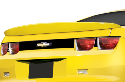 2010-2013 Camaro Coupe High Lip Rear Spoiler