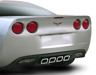 2005-2013 Corvette Rear Lip Spoiler