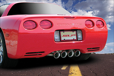 1997-2004 Corvette LoudMouth Exhaust System Image #