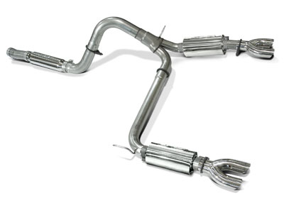 1998-2002 Camaro/Firebird LS1 PowerFlo Exhaust System - Dual/Dual Tips