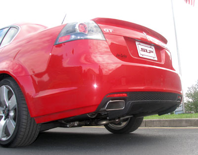 2008-2009 G8 GT/GXP PowerFlo Axle-Back Exhaust Image #