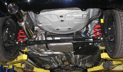 2012 Sonic 1.8L Hatchback PowerFlo Exhaust System Image #