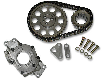 LS1/LS6 Heavy-Duty Oil Pump/Timing Chain Package