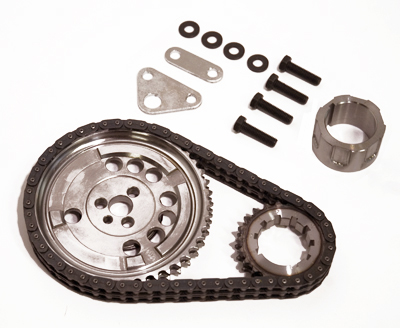 LS3/ZL415/ZL427 Double-Roller 3-Bolt Core Cam Gear Timing Chain