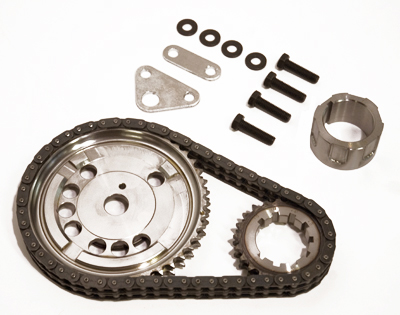 LS3/ZL415/ZL427 Double-Roller Timing Chain Single-Bolt Cam Gear