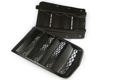 2014-2015 V8 SS/1LE Camaro Hood Heat Extractor with Drip Tray