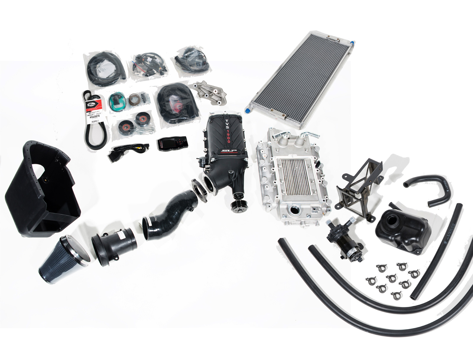 GM Truck Supercharger (2014-2016 6.2L V8) Image #
