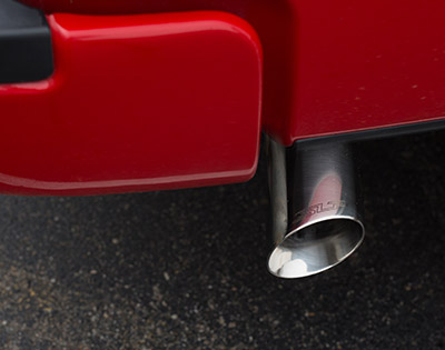 2011-2014 F-150 SLP LoudMouth Cat-Back Exhaust Image #