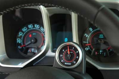 Camaro V8 Zl1 Boost Gauge Package 2010 2014 Slponline Com