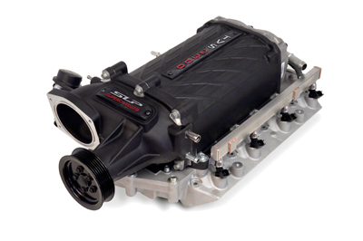 2010-2014 Camaro V8 SLP Supercharger Package - Stage 1 575HP