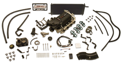2009-2013 Silverado/Sierra/SUV 5.3L SLP Supercharger Package - 450HP Image #