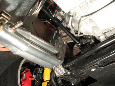 2008-2014 Challenger SRT 6.1L and 6.4L Coated Long-Tube Headers Use With Factory Exhaust Image #