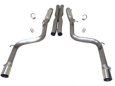 2005-2014 Charger/300C & 2005-2008 Magnum SRT-8 Loud Mouth II Exhaust System