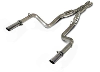 2011-2014 Charger 5.7L LoudMouth II Exhaust System
