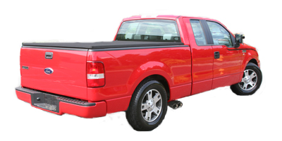 2004-2008 F150 4.6/5.4 Super Cab 6.5 Bed/Super Crew 5.5 Bed LoudMouth II Exhaust System Image #