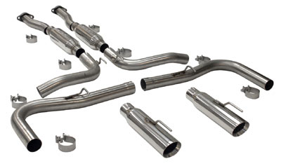 1999-2004 Mustang Cobra LoudMouth Exhaust System
