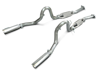 1999-2004 Mustang GT/Mach 1 LoudMouth II Exhaust System