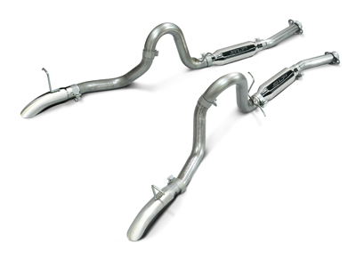 1986-1993 Mustang GT LoudMouth Exhaust System