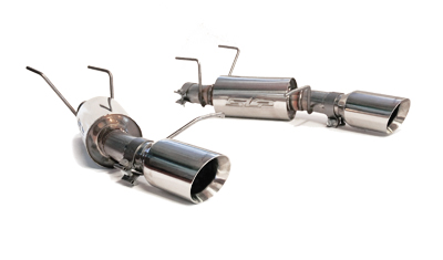2011-2014 Mustang V6 PowerFlo Axle Back Exhaust