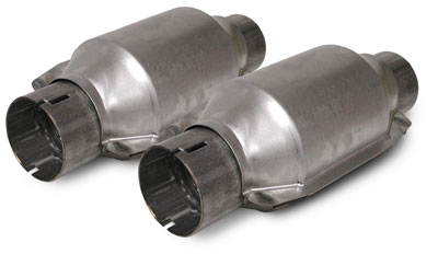 1996-2010 Mustang High-Flow Catalytic Converters