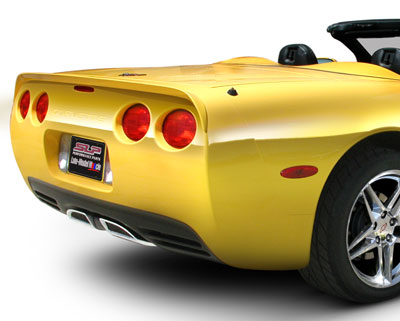 1997-2004 Corvette Rear Lip Spoiler